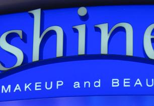 Shine Southport Beauty & Makeup | Retail Shop Interior Designer