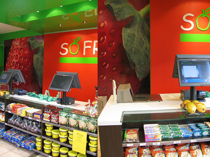 So Fresh Markets Benowa   Retail Design   Gold Coast and Brisbane
