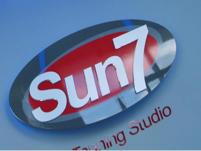 Sun 7 Tanning Studio Robina Town Centre | Retail shop interior designer Gold Coast and Brisbane