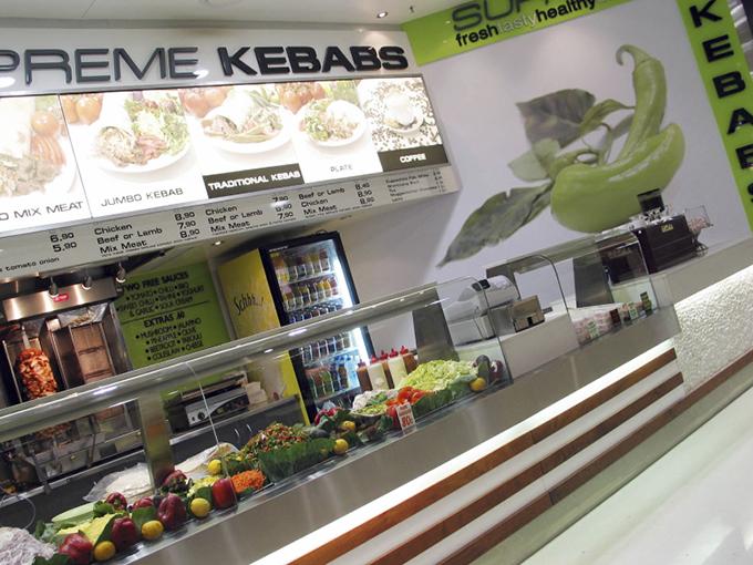 Supreme Kebabs | Burleigh