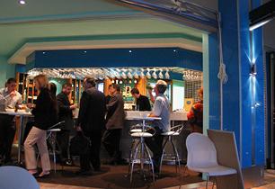 The Oyster Bar Hope Island   Restuarant and bar design   Gold Coast and Brisbane