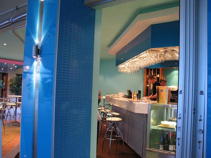 The Oyster Bar Hope Island | Restuarant and bar design | Gold Coast and Brisbane