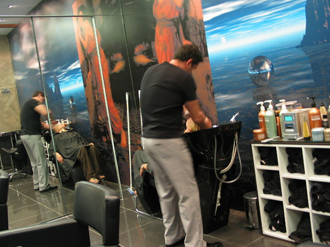 Time For Hair Southport   Hair Stylist Hairdresser   Retail shop interior designer Gold Coast and Brisbane