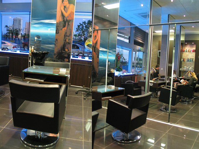 Time For Hair Southport | Hair Stylist Hairdresser | Retail shop interior designer Gold Coast and Brisbane