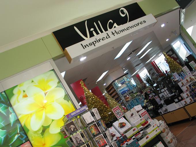 Villa 9 Homewares Southport   Retail shop interior designer   Gold Coast and Brisbane
