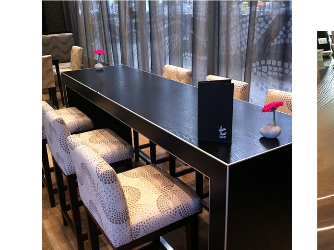 t-House   Biggera Waters   Restaurant interior designer