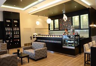 t-House | Biggera Waters | Restaurant interior designer