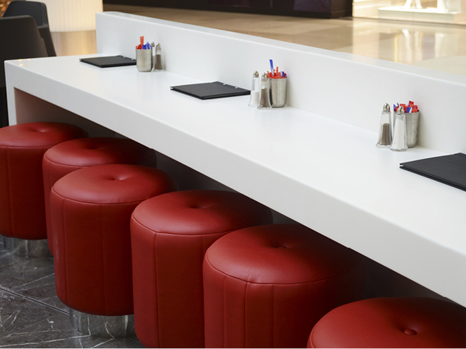 Crema Espresso Westfield Carindale latest shop design by David Cuschieri
