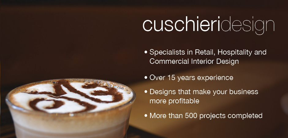 Why you should use our retail, hospitality and commercial interior design services