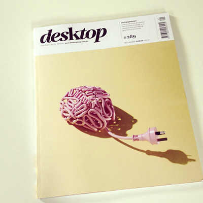 Top Designers' Secrets Revealed offered with annual 2013 subscription to Desktop magazine