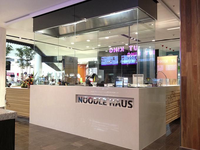 Noodle Haus Carindale shop design