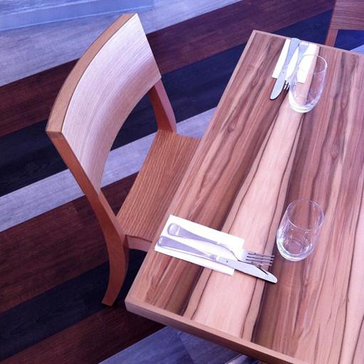Contemporary restaurant and food retail designer Queensland