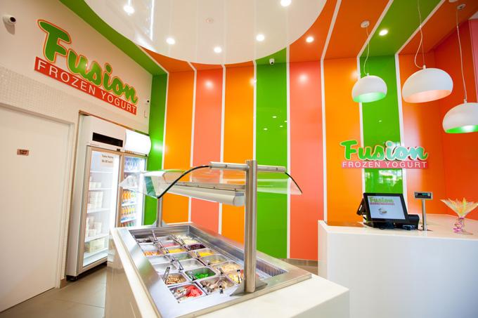 Fusion Frozen Yogurt | Runaway Bay