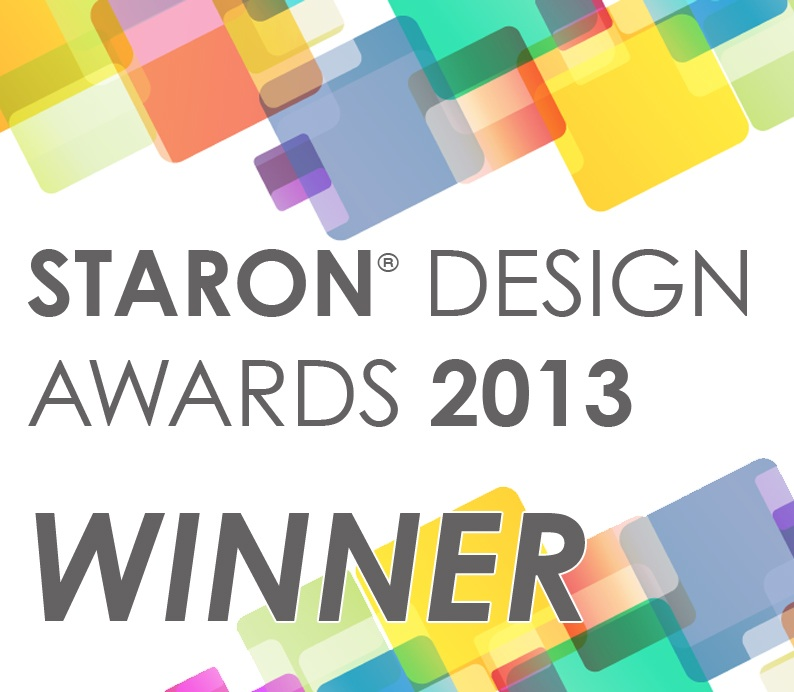 Cuschieri Design is the Commercial Category winner of the Staron Design Awards 2013