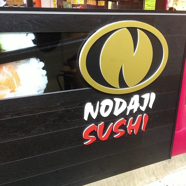 Nodaji Sushi kiosk