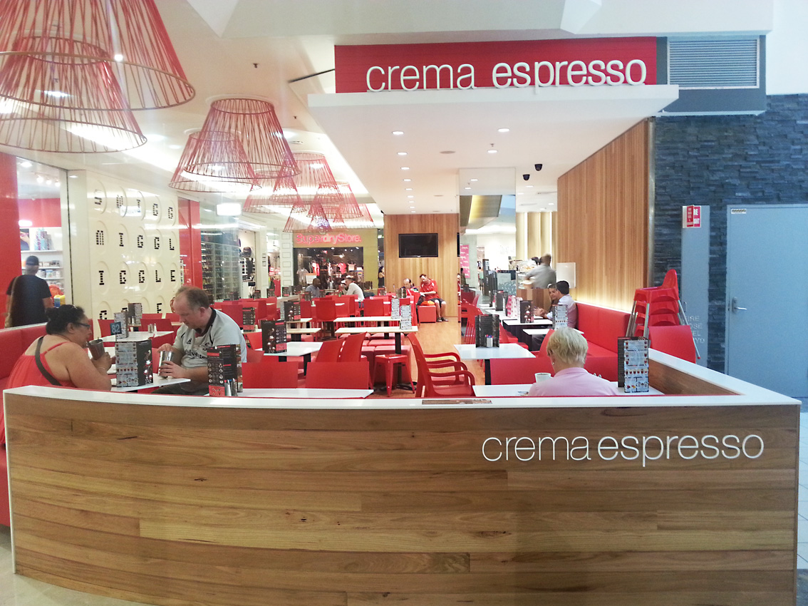 Crema Espresso sets up shop in Sydney