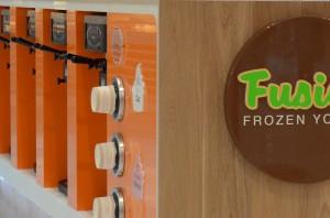 Fusion Frozen Yogurt, Westfield Helensvale