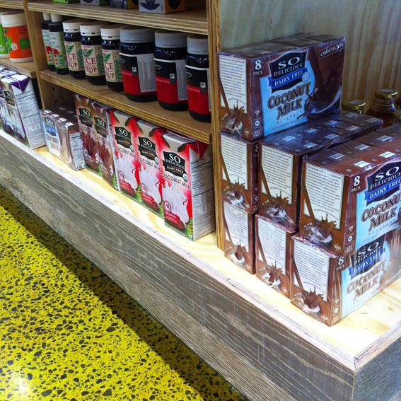 Olga's Health Food Market   Capri On Via Roma