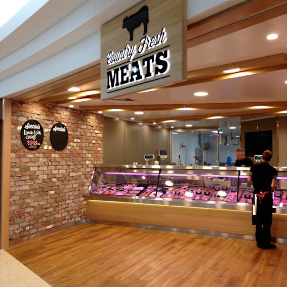 Shop Decor: Latest Retail Butcher Design Gold Coast
