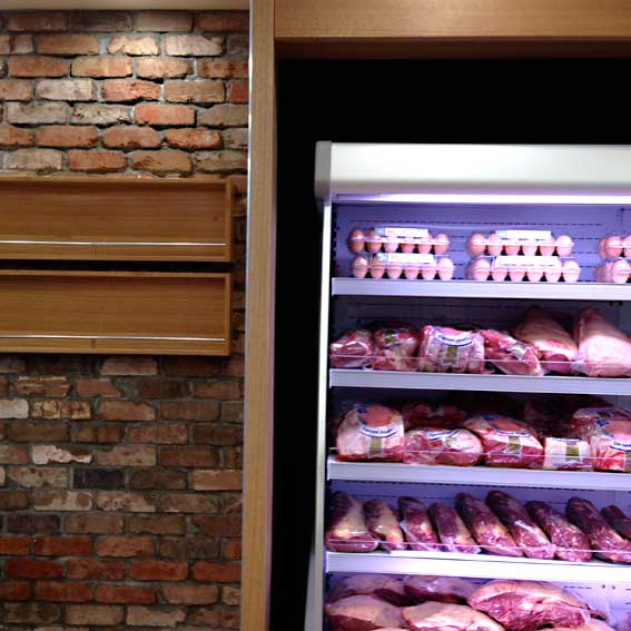 Latest retail butcher design Gold Coast