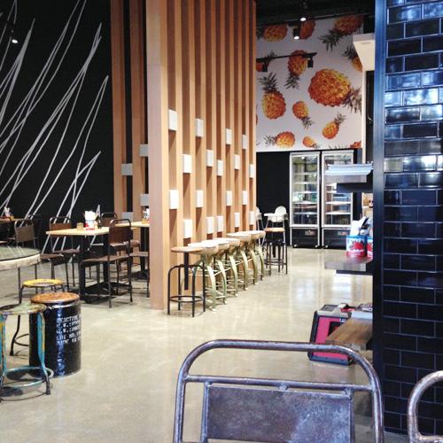 Restaurant design Brisbane