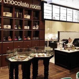 Chocolate Cafe Retail Design Brisbane