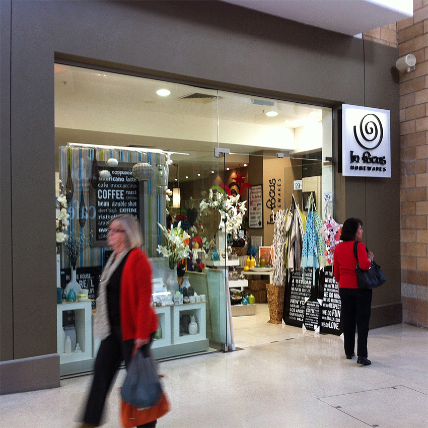 Retail shop design Gold Coast