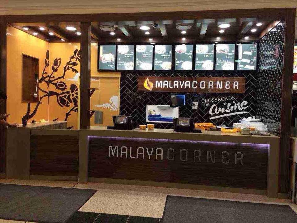 Asian Food Retail Design Brisbane