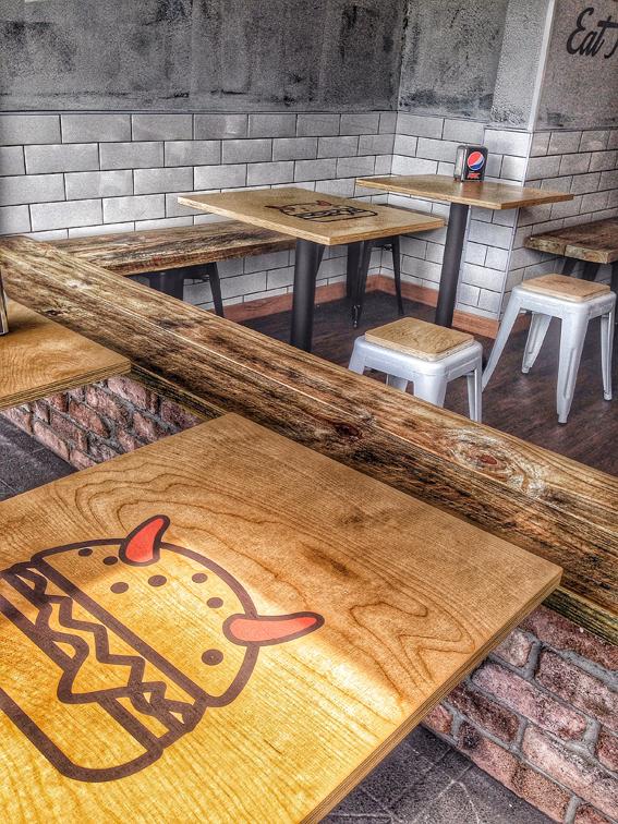 Burger'd | Arundel