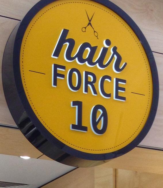 Hair Sylist Retail Design
