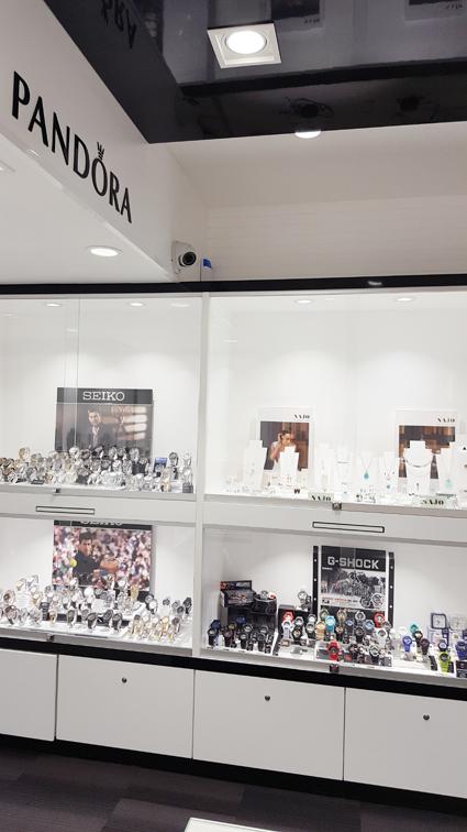 Jewellery shop design Gold Coast