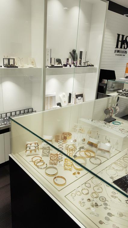 Retail shop designer
