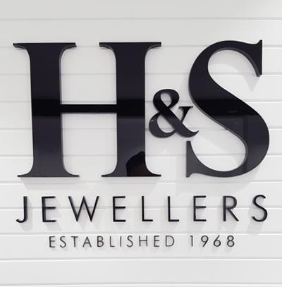 Jewellery shop retail design