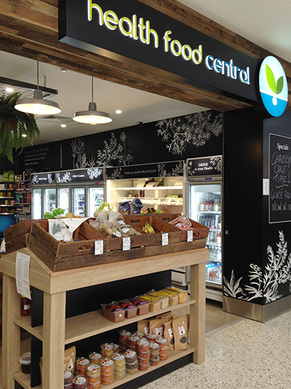 Health Food Central | Burleigh