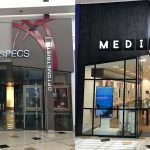 Before & After Retail Design Facelift – Medispecs Robina