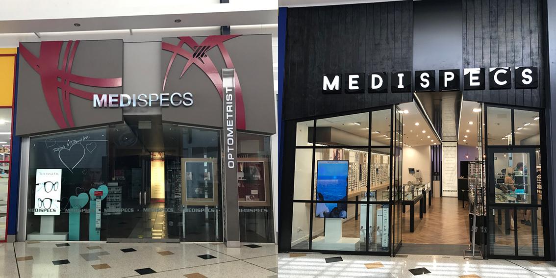 Retail design facelift