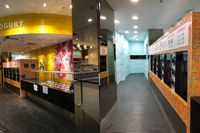 Facelift Retail Design