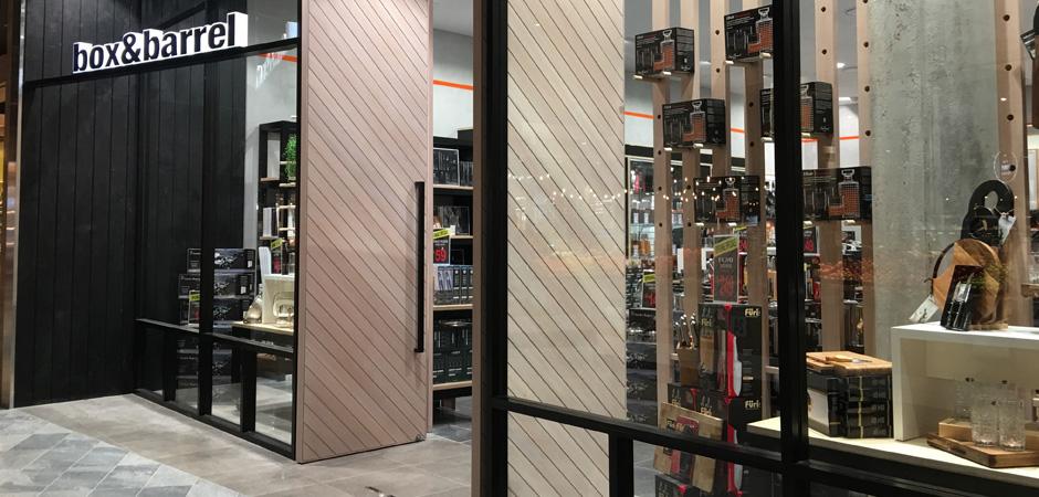 Box & Barrel | Westfield Coomera | Brisbane Retail Design