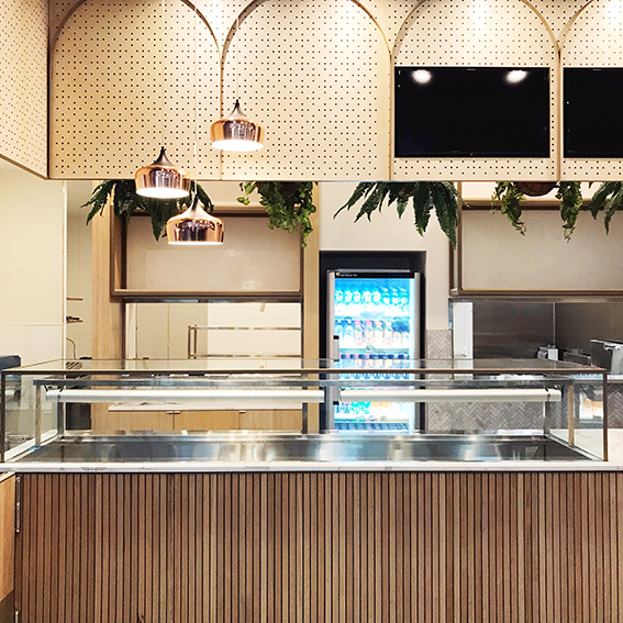 Food Court Retail Design
