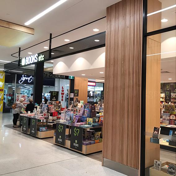 Shop designer Gold Coast