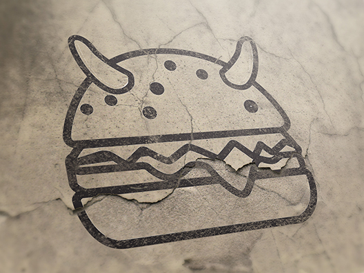 Burger'd Branding Design